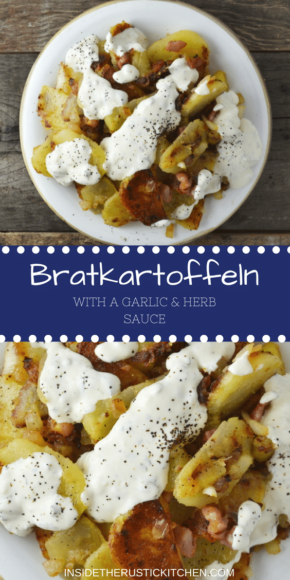 5 From 2 Votes Bratkartoffeln Crispy Fried Potatoes