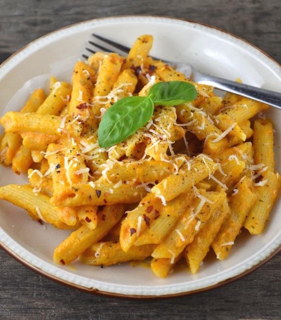butternut squash pasta recipes