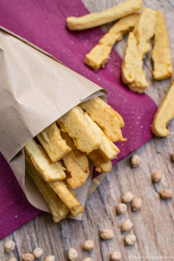 fried chickpea sticks