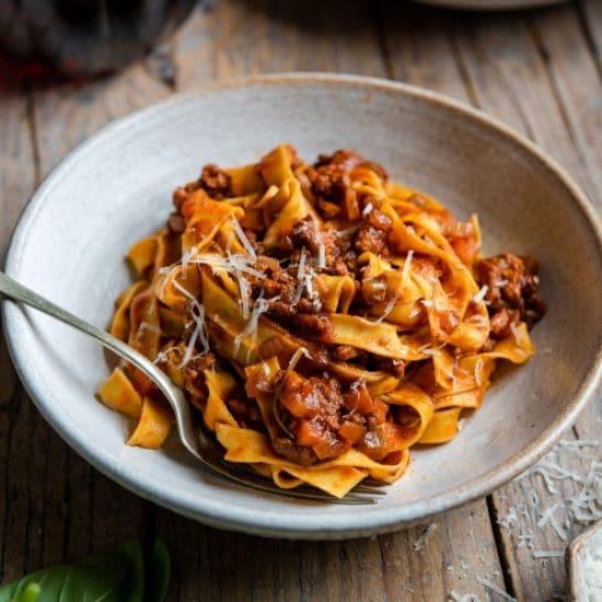 Italian Beef Ragu - A Classic Recipe