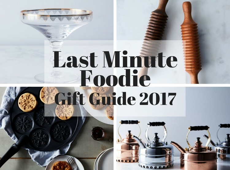 last minute foodie gift guide photo inside the rustic kitchen